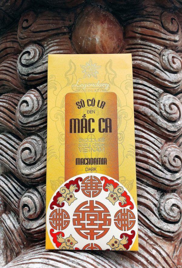 sô cô la đenMacadamia